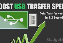 How To Increase Data Transfer Rate In Pendrive in 2016
