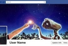 Combine Both Facebook Profile And Cover Photo In 2016 Trick