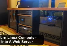 Full Tutorial Get A Linux Computer Turn Into A Web Server