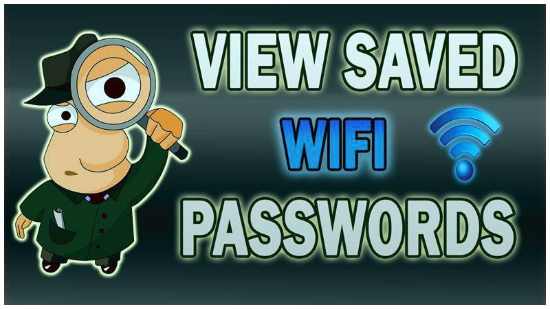 Ways to View Saved Wifi Passwords In Android 2016