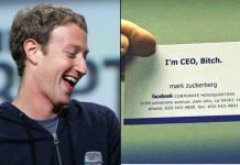 Top 10 Famous People With Their Weird Business Cards