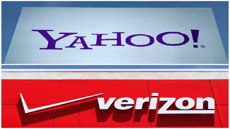 Verizon Agrees To Buy Yahoo With Its Core AT&T Business For $5bn