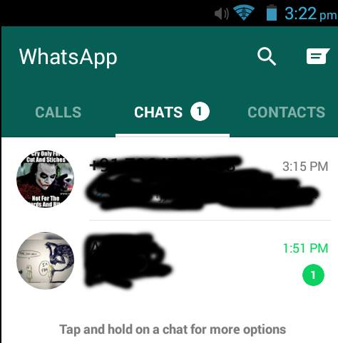 Crash Your Friends WhatsApp With A Special Secret Message
