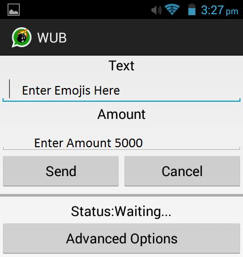 Crash Your Friends WhatsApp