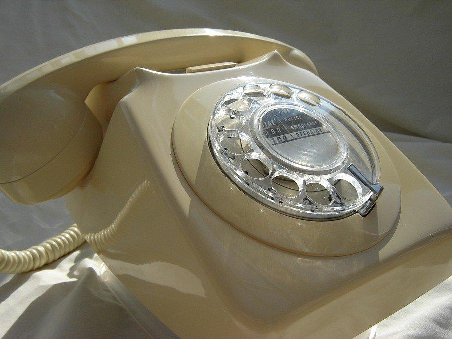 80's the telephones