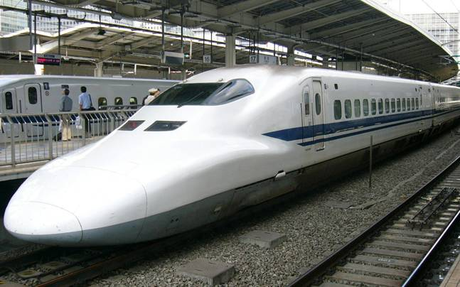 Everything You Need To Know About India's First Bullet Train