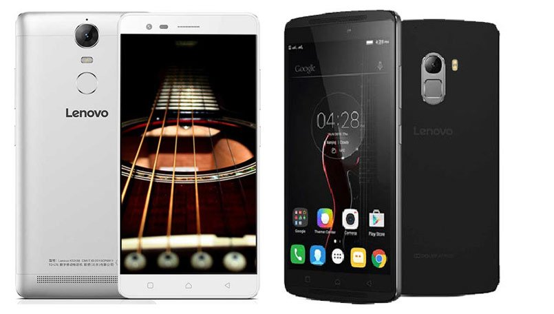 Full Specifications Of Lenovo K5 Note