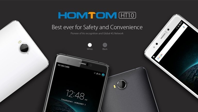 HOMTOM HT10 4G With Powerful Specification And Discounted Price
