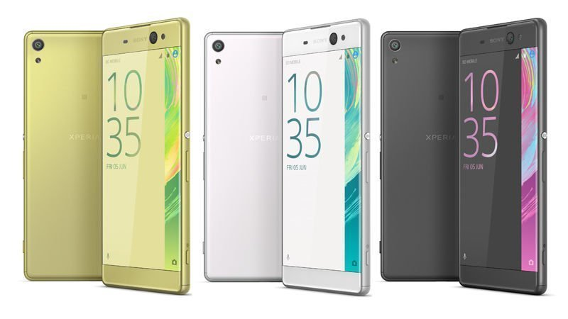 Specifications of Sony Xperia XA Ultra