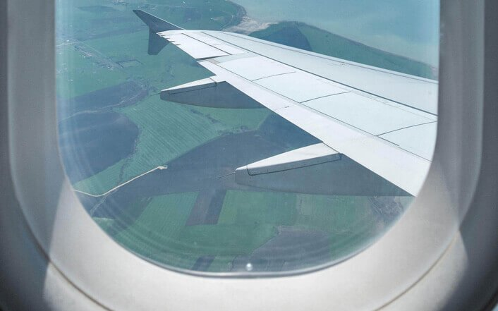 This is Why Airplanes Have A Hole At The Bottom Of Every Window