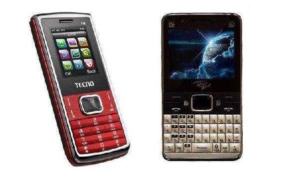 keypad phones were invented