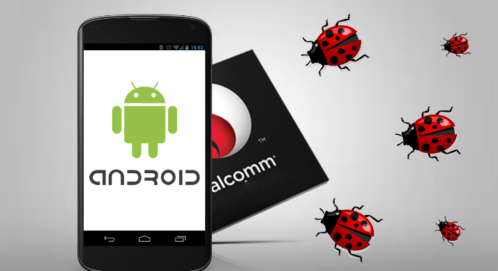 800 Million Android Qualcomm Chipset Phones May Get Hacked