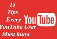 15 Tips Every YouTube User Must know About YouTube