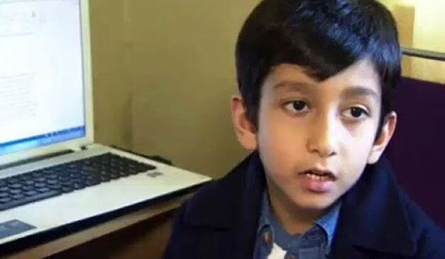 7 Year Old Pakistani Boy Becomes World's Youngest Computer Programmer