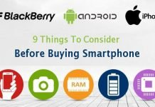 9 Things To Consider Before Buying Smartphone