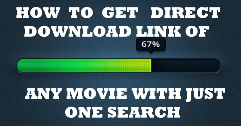 GET DIRECT DOWNLOAD LINKS OF SOFTWARE