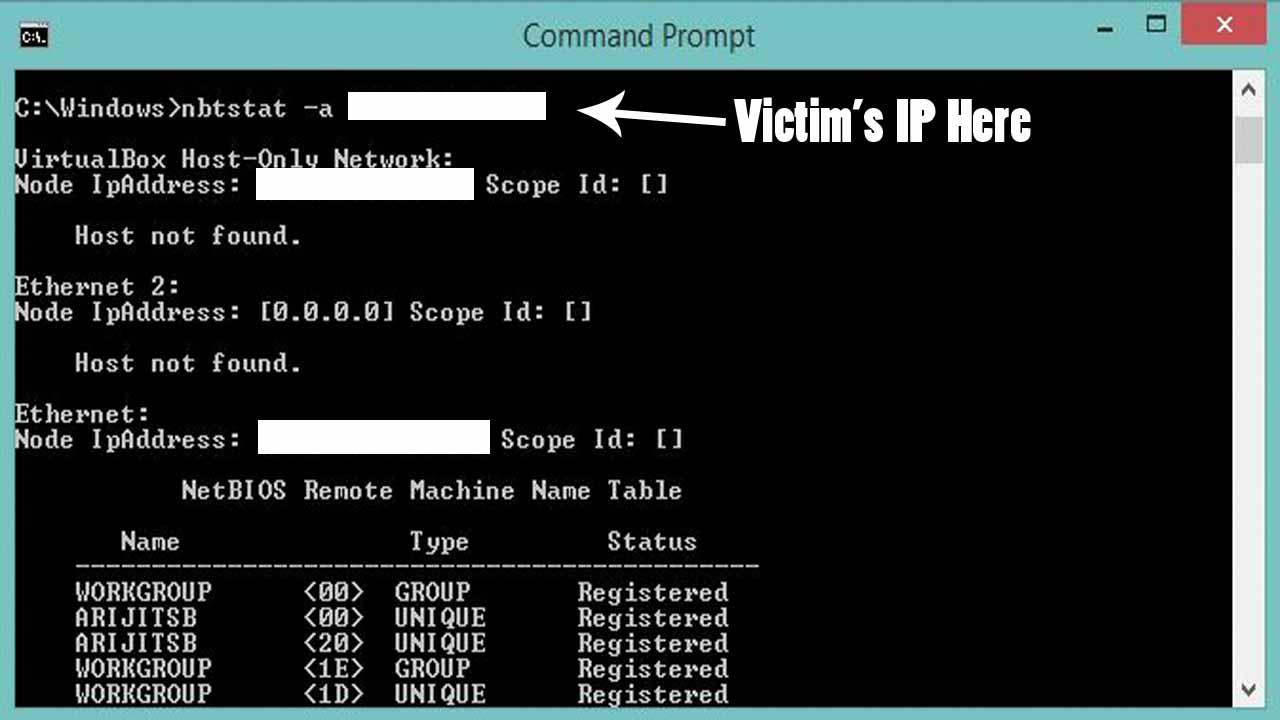 Hack Any Computer Hard Drive