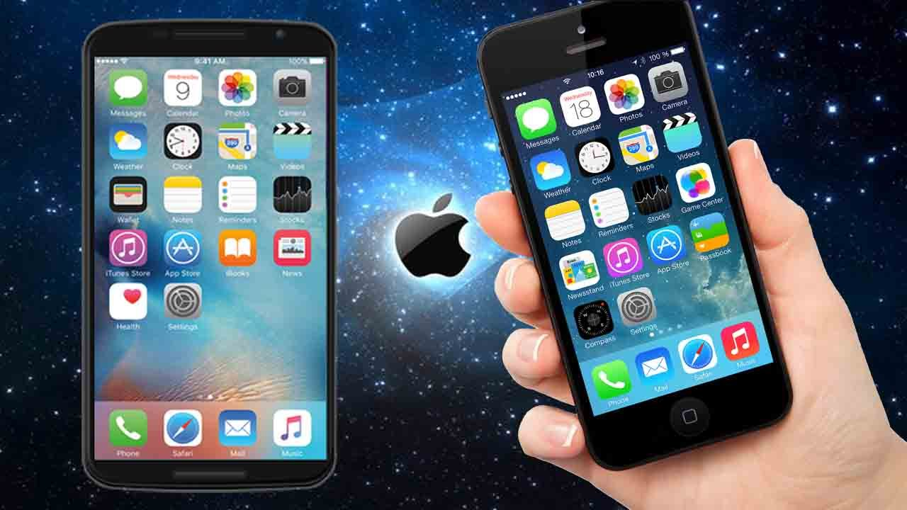 How To Transform Any Android Smartphone To iOS 9 Without Root