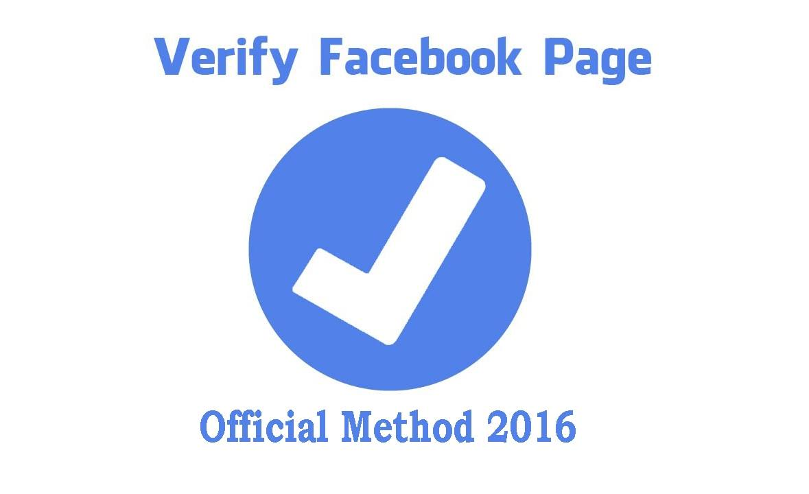 How To Verify Facebook Page In Just Four Steps With This Trick