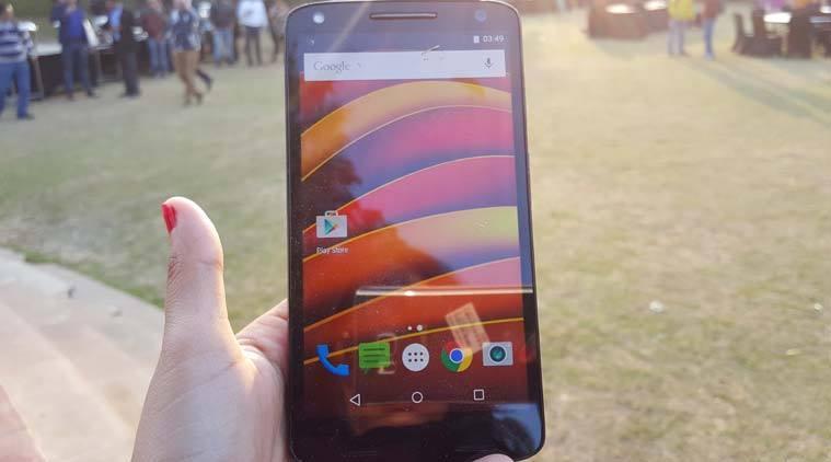 Motorola Moto X-Force