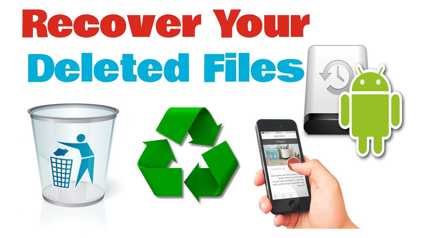 Recover Deleted Files From Your Android Device Within 5 minutes 2016