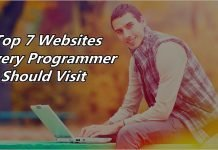 These Are The Top 7 Best Websites Every Programmer Should Visit