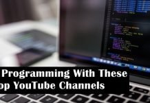 Top 10, YouTube Channels, Learn Programming, Coding