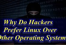 Why Do Hackers Prefer Linux OS Over Win, Mac, Or Other OS?