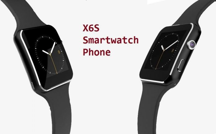 X6S Amazing Smartwatch With Gadgetsay Special Coupon Code Discount