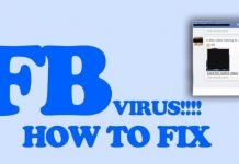 9 Steps To Remove Facebook Virus Which Has Infected Over 800,000 Users