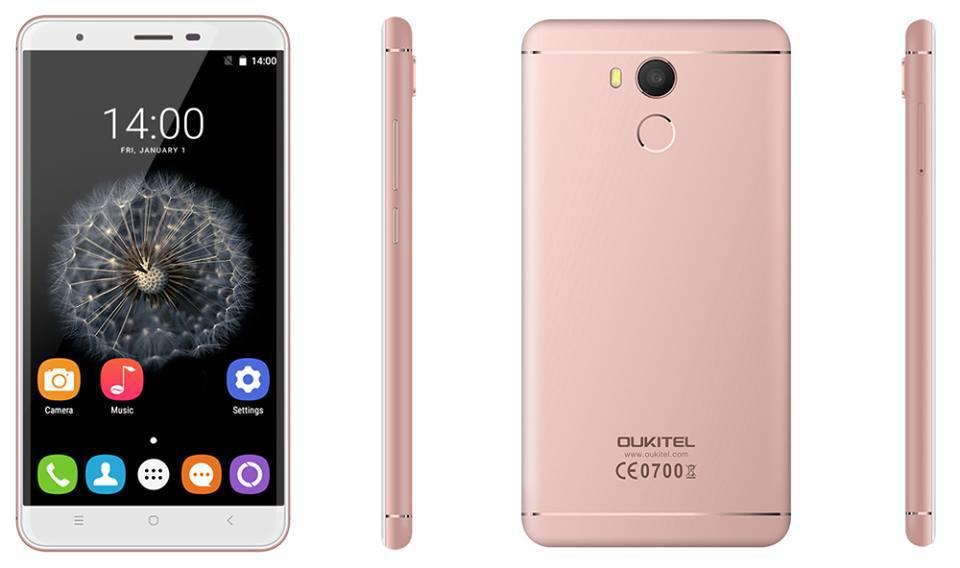 Fingerprint Scanner Oukitel U15 Pro 4G Phablet Just $119.99 (Coupon)