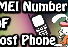 How To Find IMEI Number of Android Device Even If The Phone Is Lost