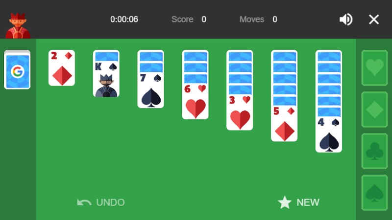 How To Play Solitaire And Tic Tac Toe Game In Google Search Results