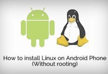 How To RUN Linux On Android Without Rooting