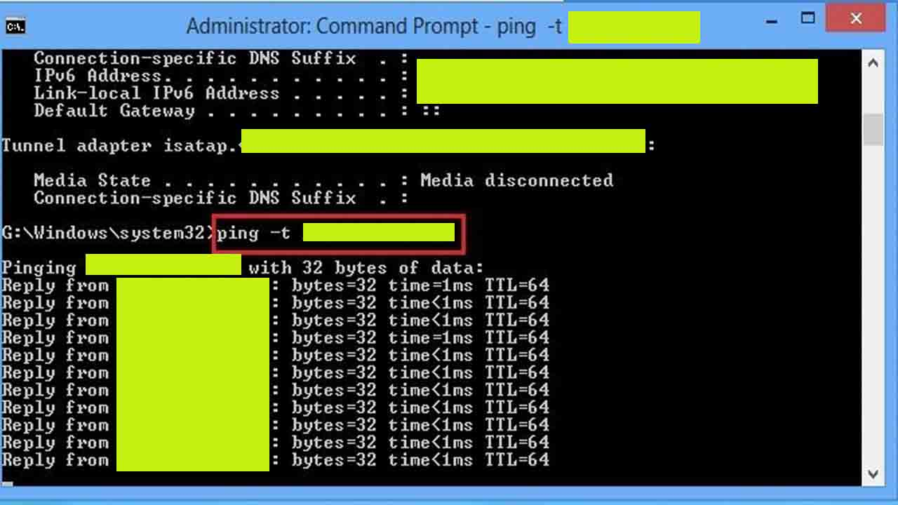 How To Increase Internet Speed Using Command Prompt