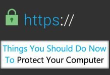 10 Simple Things You Should Do Now To Protect Your Computer
