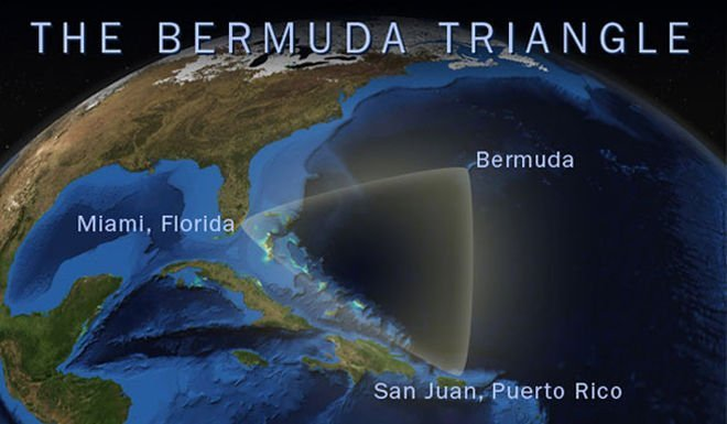 Bermuda Triangle Has Been Hiding These Surprising Facts From us