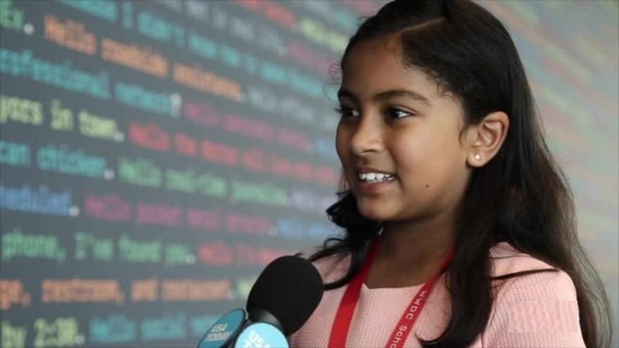 This 9 Year-Old Coder Is Better At Programming Than Professionals