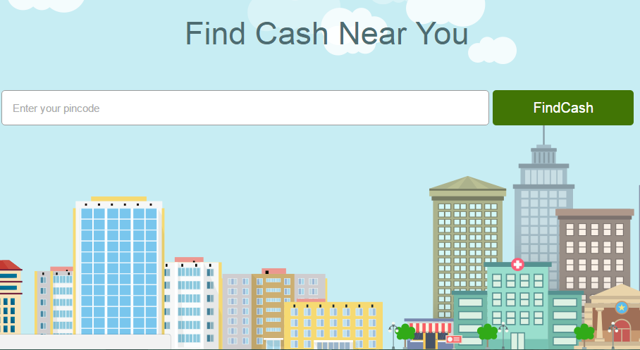 Find The Nearest ATM Having Cash Or Not Using This Website