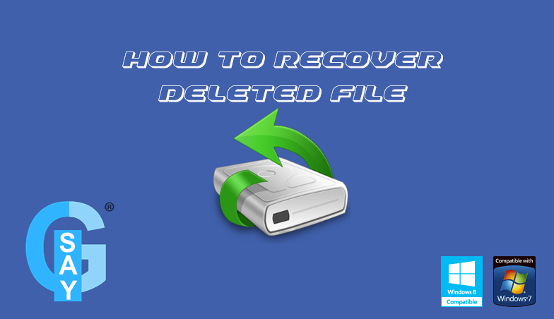 How To Recover Deleted Files From Your Computer Or Laptop