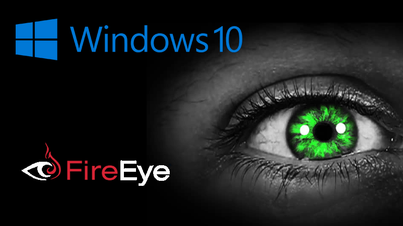 Microsoft And FireEye Collaborate To Up The Cyber Security Ante On Windows 10 devices