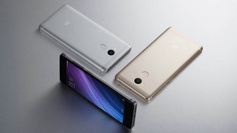 Xiaomi Redmi 4 The 4G 3GB RAM With Amazing Price