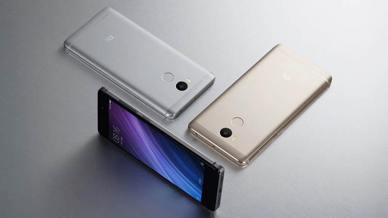 Xiaomi Redmi 4 The 4G 3GB RAM With Amazing Price