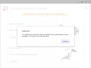 chrome-remote-desktop-authorize