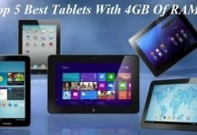 Top 10 Best Tablets With 4GB Of RAM Under $350