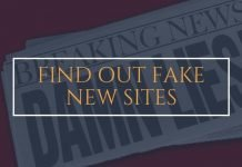 How to Find Out Fake News Site in Google Chrome