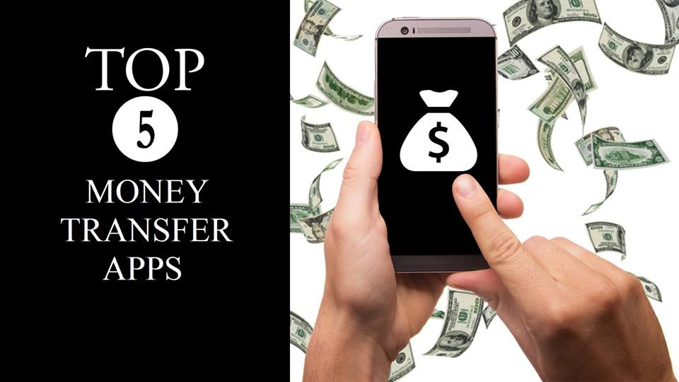 Top 5 Android Applications For Online Money Transfer