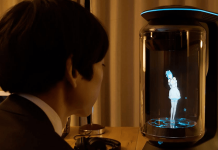 A Virtual Holographic Girlfriend For Those Who Is Still Single