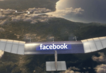 Facebook's Drone Test Flight Finished With Part Of The Arm Breaking Off