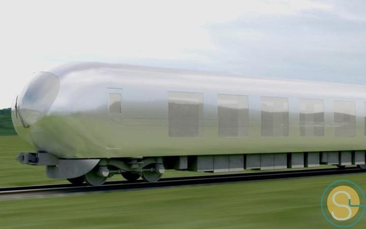 Japan Is Designing An Invisible Train To Be Launched By 2018